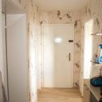 Innenraum Wohnung in Meinsdorf - Flur Hell PVC- Märkisches Wohnen